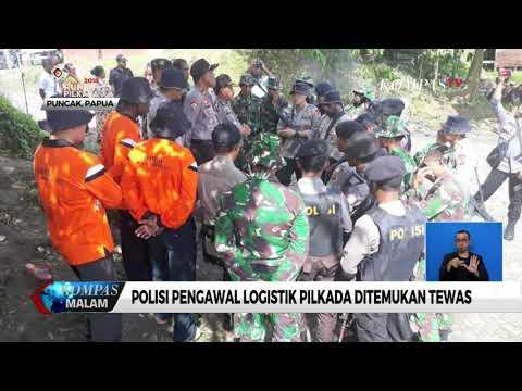 Polisi Pengawal Logistik Pilkada Ditemukan Tewas