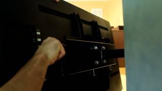 Установка кронштейна для телевизора на стену(, 2013-10-10T17:22:02.000Z)