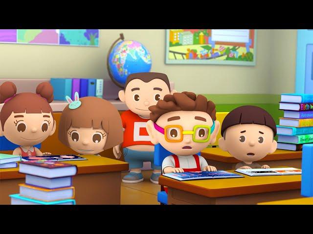 第十集「太陽不見了」—【咚咚仔3D動畫系列】第二季