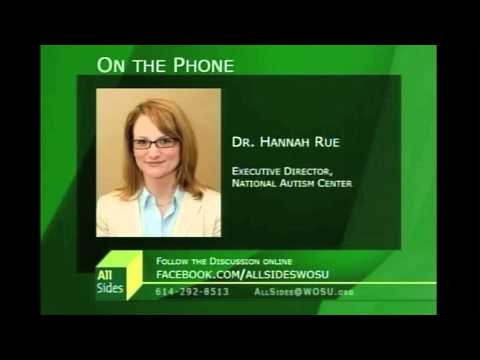 Dr. Hanna Rue - National Autism Center - All Sides With Ann Fisher WOSU NPR