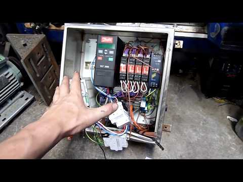 Industrial electrical panel salvage for hobbyists
