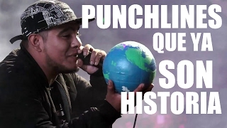 Punchlines Que Ya Forman Parte De La Historia l Batallas De Gallos thumbnail