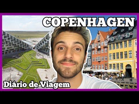 COPENHAGEN: Diário de viagem