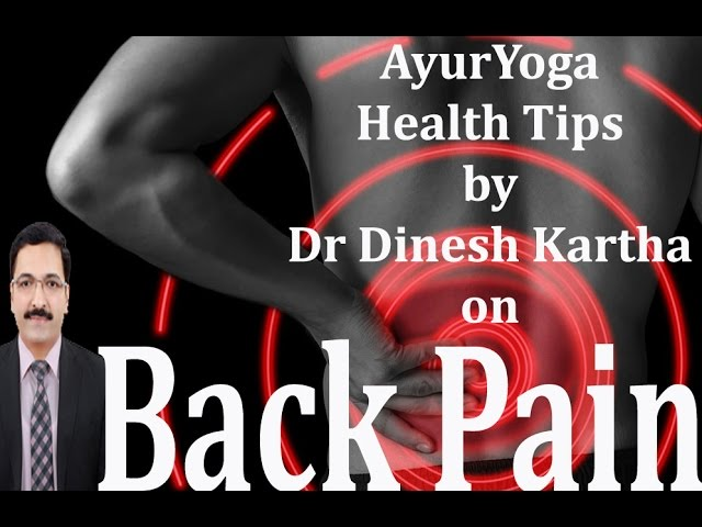 Beat Back Pain
