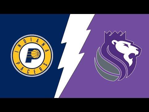DYNE Season #24: Sacramento Kings @ Indiana Pacers 79:73