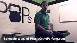 Hip Reset for Low Back Pain, Cuyahoga Falls and Akron Sports Rehab / Dry Needling