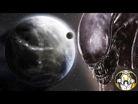 The Xenomorph Homeworld - Explained