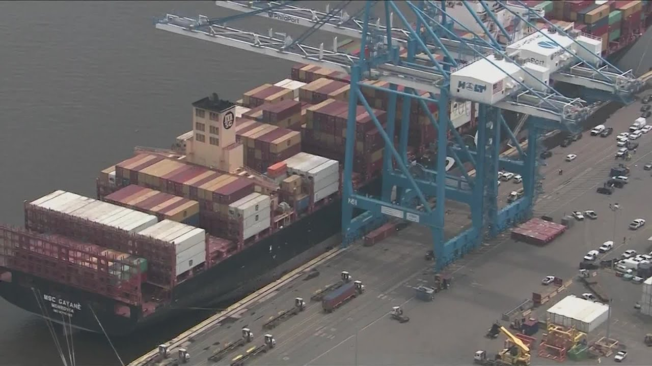 Ship seized in $1.3 billion cocaine bust belongs to JP Morgan Chase