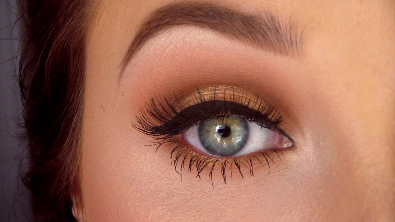 Makeup Tutorial Natural Look For Brown Eyes Makeup Looks Ideas