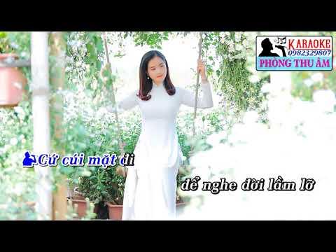 Karaoke Cỏ úa - Song ca cùng Ngọc Mai