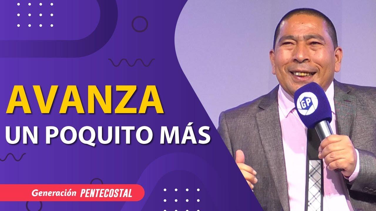 AVANZA UN POQUITO MÁS - JORGE ELIAS SIMANCA