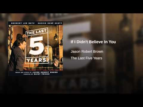 If I Didn't Believe In You