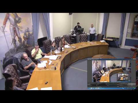 City of Plattsburgh, NY Meeting  10-21-19