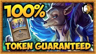 Hearthstone: 100% Token Guaranteed - Token Druid Deck Guide - Rise Of Shadows
