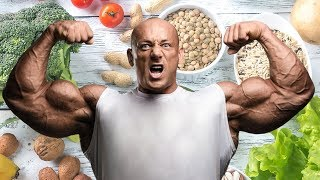 Hardkorowy Koksu doradza na temat diety