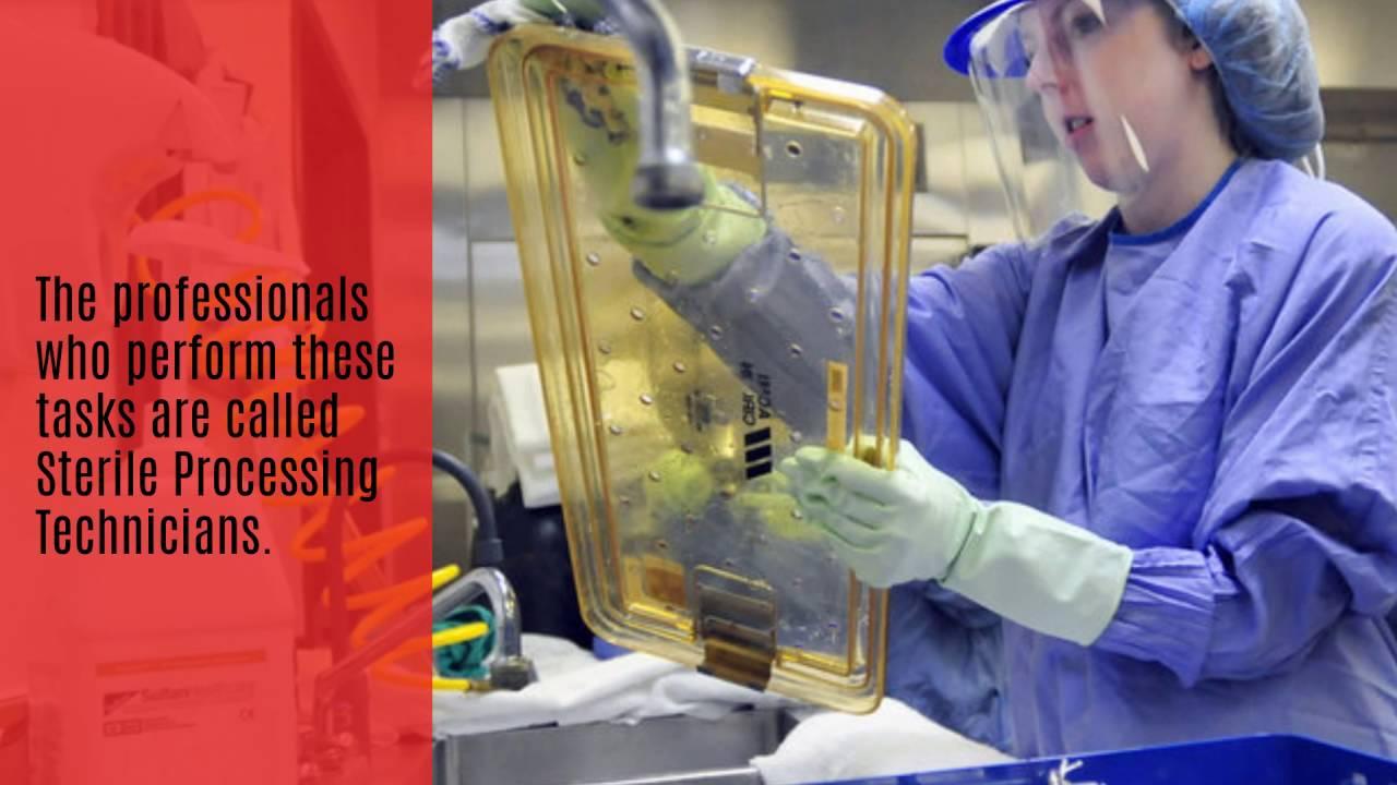 Sterile Processing Technician Program  Martinson College  YouTube