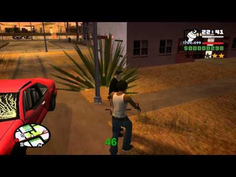 GTA San Andreas - Alle 100 Graffitis [HD]