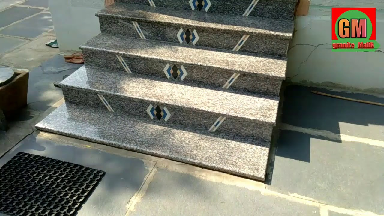 How To Granite Flooring Border Design