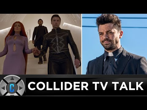 Inhumans Trailer Released, Preacher Review - Collider TV Talk