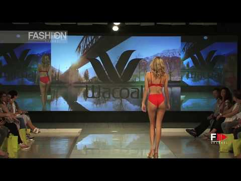 WACOAL Show Spring 2017 | Maredamare 2016 Florence by Fashion Channel