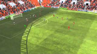 Triestina vs Lecce - Sissoko Goal 38 minutes