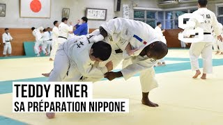 Judo : En immersion au Japon avec Teddy Riner