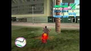 GTA Vice City | Pizza Boy (PC)
