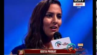 Pro Wrestling League 2017: Geeta Phogat's Interview & Rules about PWL - 2nd Jan 2017