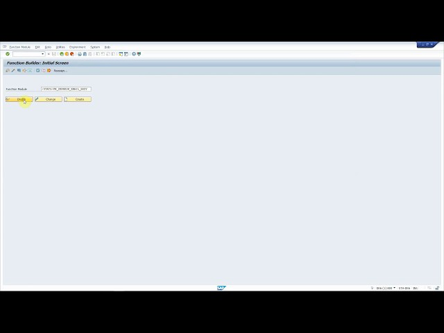 Zendesk - SAP integration using the Mail API - full installation