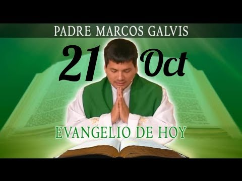 Evangelio de Hoy Domingo 21 de Octubre de 2018 - Padre Marcos Galvis Jaimes