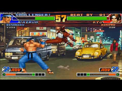 Fightcade - The King Of Fighters 98 - A-Team(TW) Vs It`s(KOR)