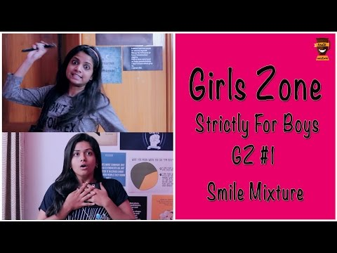 Annoying Roommate | Girls Zone - Strictly For Boys | GZ #1 | Smile Mixture