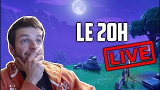 TRYHARD TOP 1! FORTNITE BATTLE ROYAL [NEW PATCH 2.4.2 ARBALETE - LIVE FR FACECAM - PC]