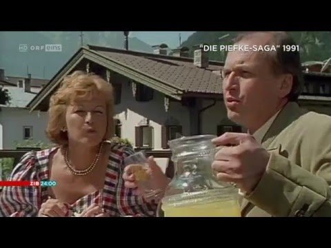 25 Jahre Piefke Saga  ORF ZIB Beitrag