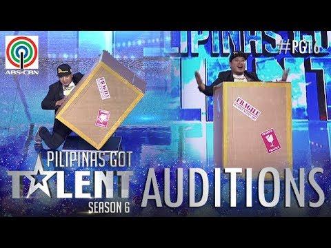 Pilipinas Got Talent 2018 Auditions: Archie Ferrer - Illusion