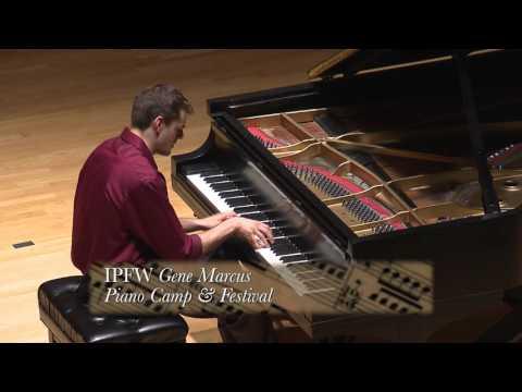 IPFW Music : Evan Keenan, Piano - Emerging Artist Recital 06/16/2015