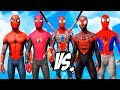 SPIDER-MAN: FAR FROM HOME vs MILES MORALES vs HOMECOMING vs IRON SPIDER vs INTO THE SPIDER VERSE