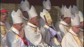 Mừng Năm Thánh 2010.