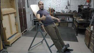 Инверсионный стол своими руками