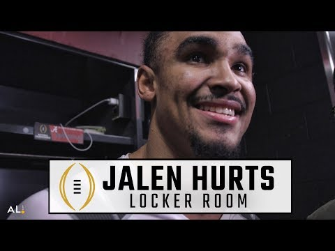 Jalen Hurts turns his worst 60 minutes into his finest hour