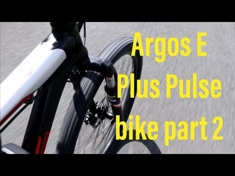 Argos E Plus Pulse Bike Part 2