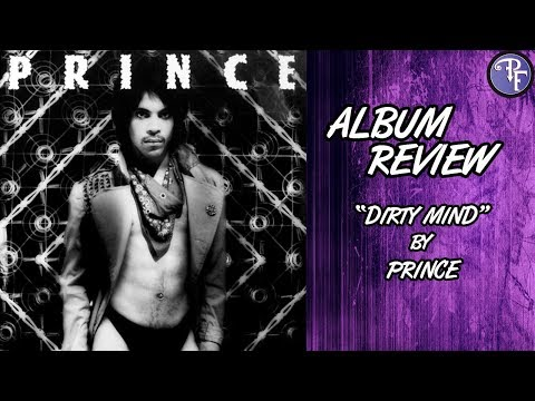 Dirty Mind (1980) - Prince - Album Review