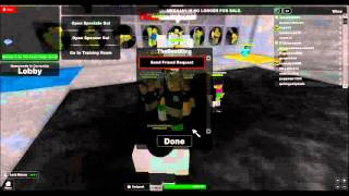 Roblox - I Met TBK! (TheBestKing)