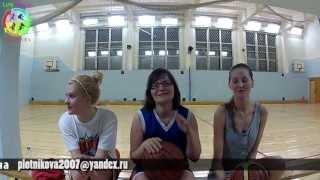 Командные игры: Баскетбол с ТТ