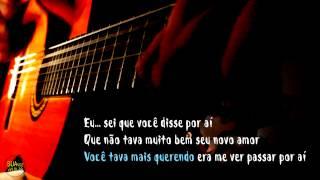 Nós - Cássia Eller - Karaokê com Violão