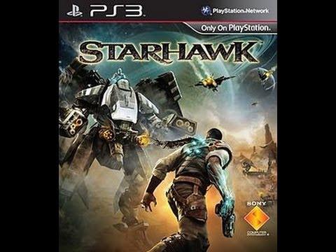 FREE STARHAWK™ (single player) CAMPAIGN w/PlayStat