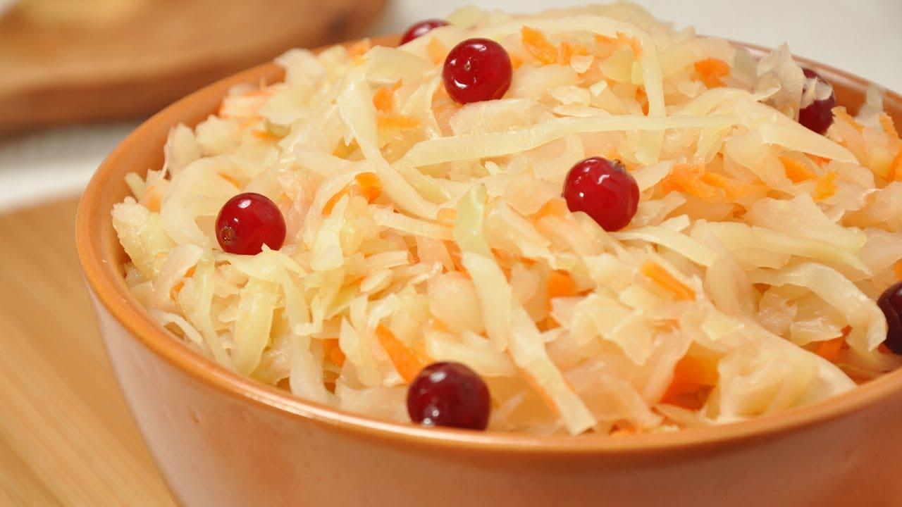 Квашеная капуста, пошаговый кулинарный рецепт с фото