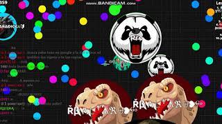 jugando con team ramdo y double