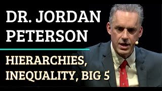Jordan Peterson | Competence Hierarchies, BIG 5, Wealth Inequality, and more
