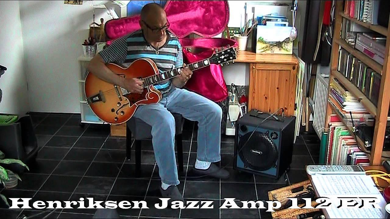 henriksen jazz amp 112 er youtube. Black Bedroom Furniture Sets. Home Design Ideas